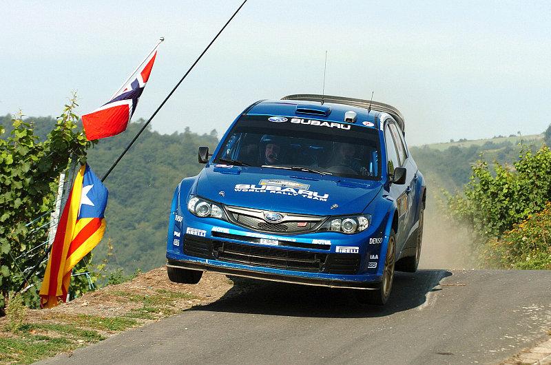 Subaru vor Rallye Neuseeland: Angriff beim doppelten Jubiläum