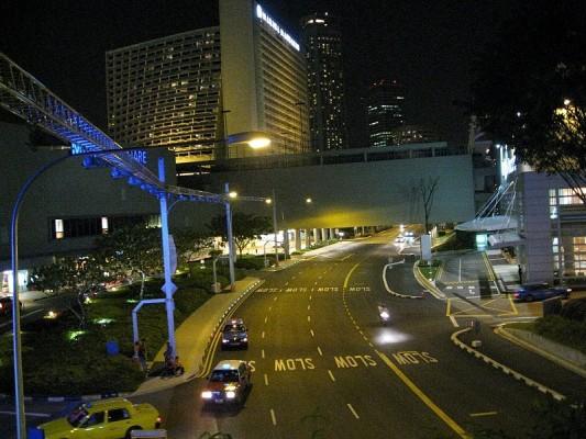 Teams mit Licht in Singapur zufrieden: Fünf Mal so stark wie im Fussball-Stadion