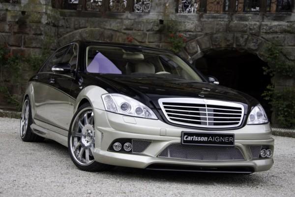 Tuner Carlsson veredelt Mercedes S-Klasse