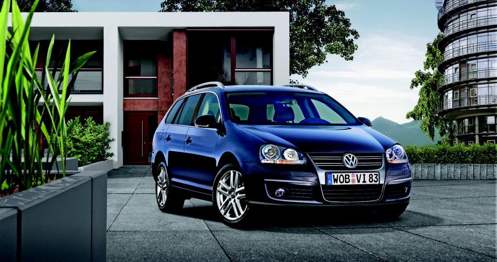VW Golf Variant als Sondermodell