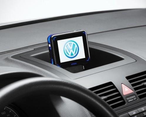 Volkswagen Edition des Merian Scout Navigator speziell für Campingfahrzeuge