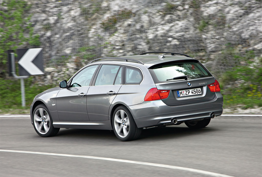 Vorstellung BMW 3: Ein Auto für Kenner