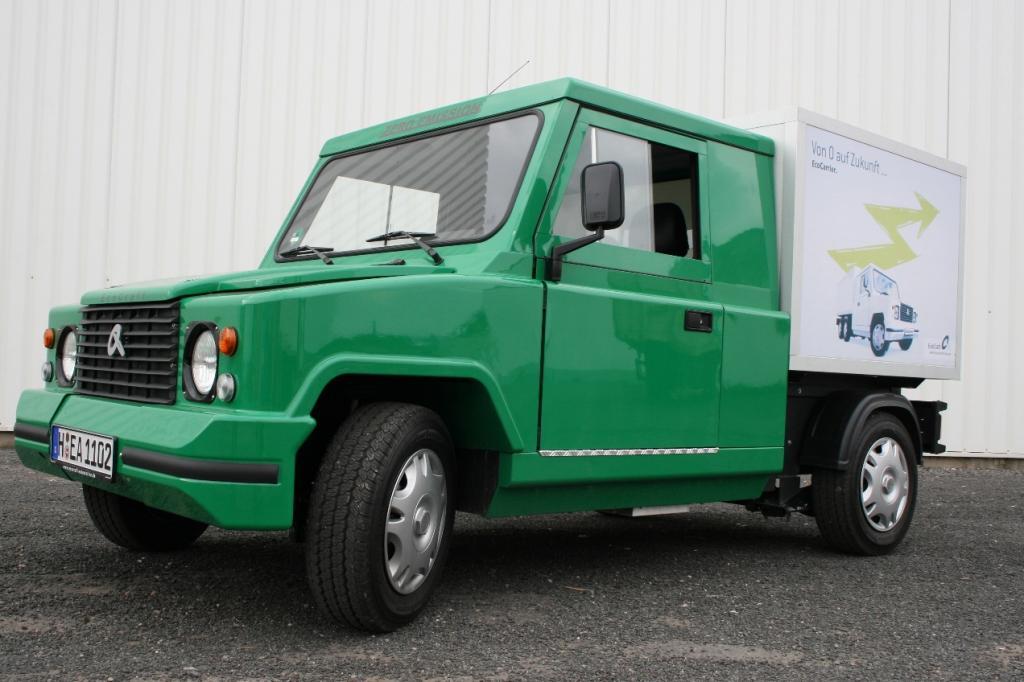 Vorstellung Ecocraft ES: Mit der Kraft der 14 Batterien