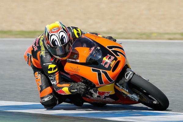 Warm Up 125cc: Koyama findet wieder den Speed