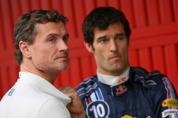 Webber fordert Punkte von Coulthard: Beide Autos müssen punkten