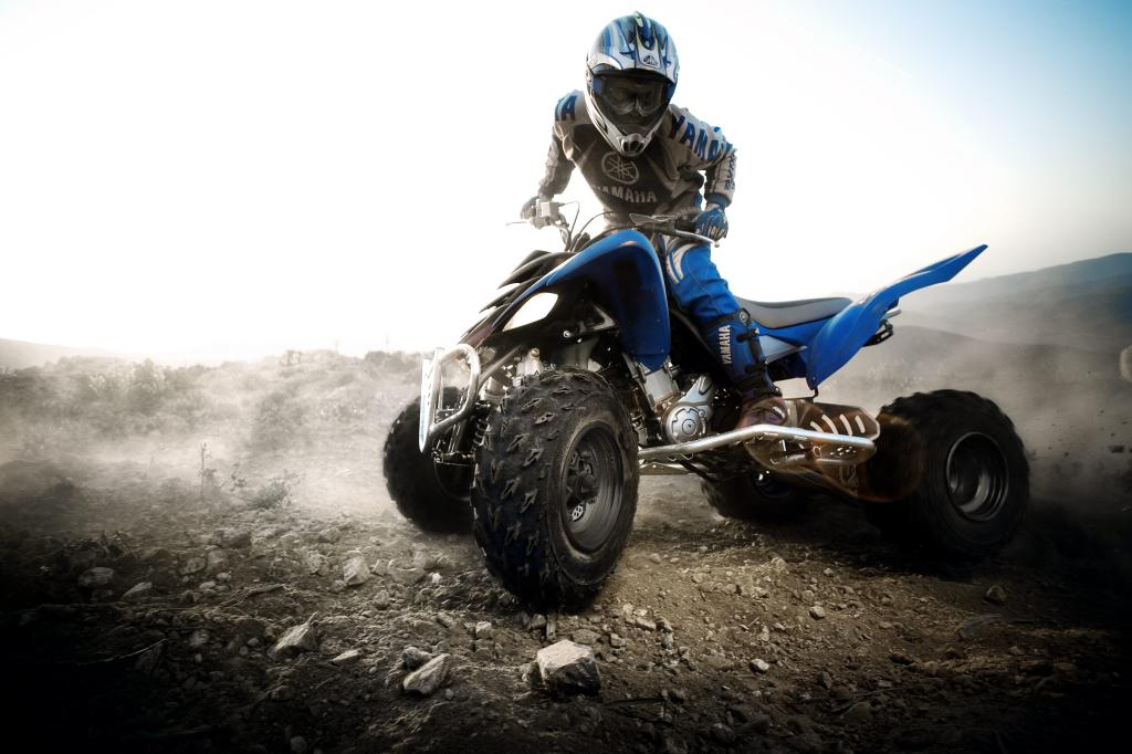 Yamaha legt Sonderedition des YFM 700 R-Quad auf