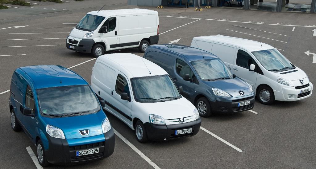 ''Fünf für alle Fälle'' von Peugeot auf der IAA