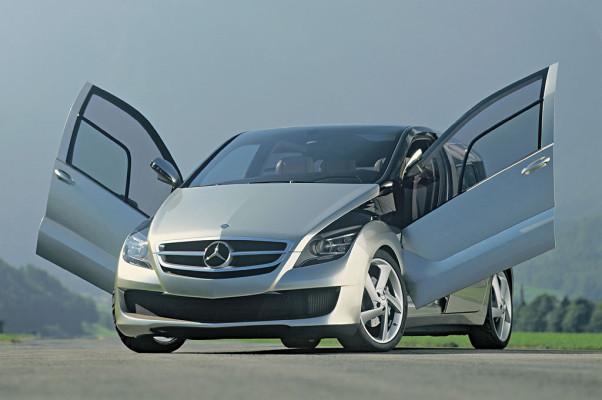 ''Typisch Mercedes-Fahrer'': Umfrage zu Fahrer-Charakteren | Mercedes-Benz F600