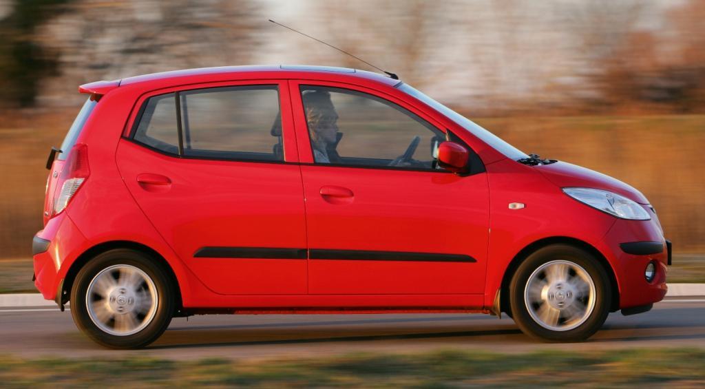 1,2-Liter-Motor für den Hyundai i10