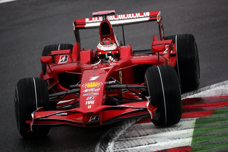 2. Training - Räikkönen knapp vor BMW Sauber: Es wurde hell