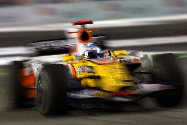 3. Training - Alonso sticht Hamilton aus: Verbesserungen in Singapur