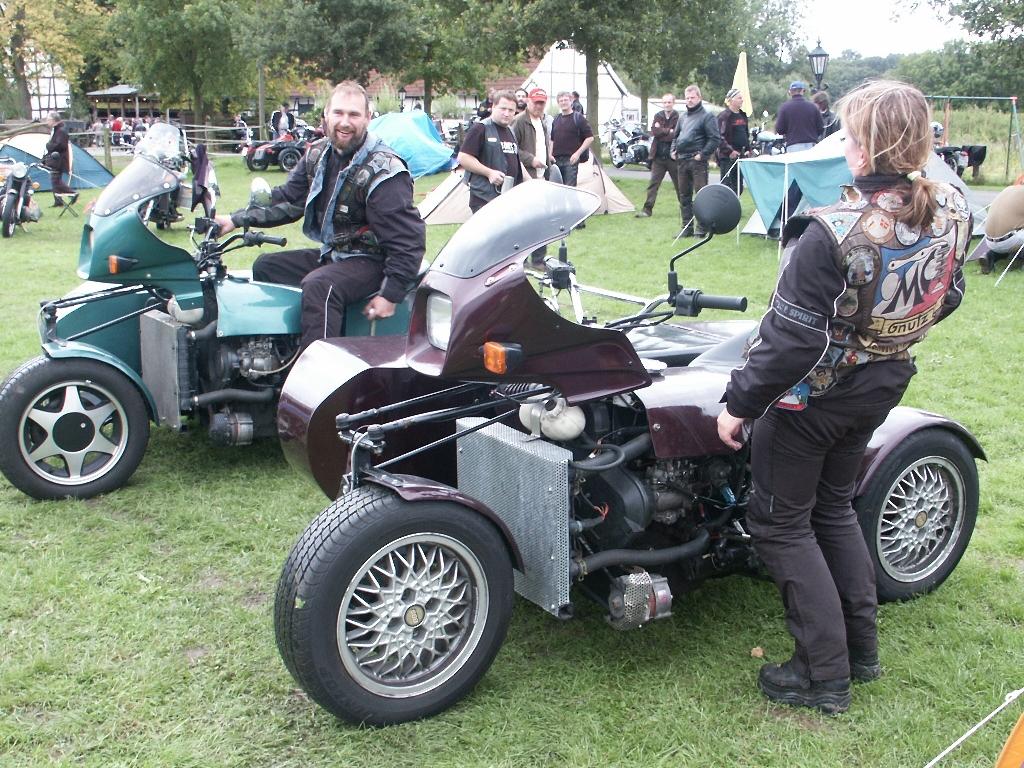 8. Treffen für Dieselmotorräder in Hamm