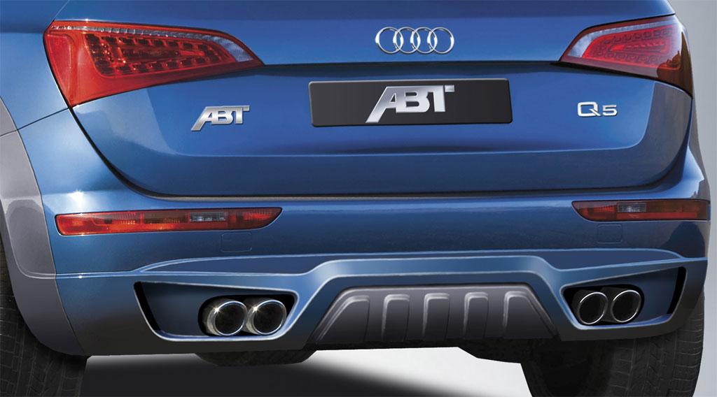 ABT Q5: Perfektion gleich fünffach vervollkommnet
