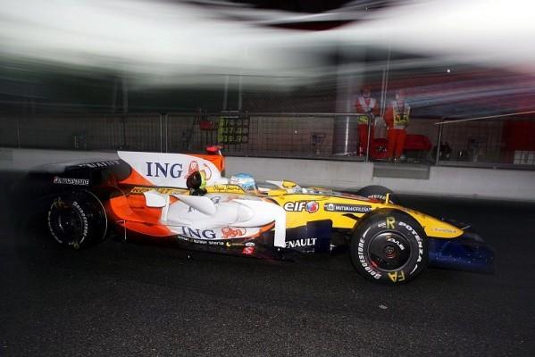 Alonso fehlte alles: Keine Pace, Kein Speed, keine Traktion