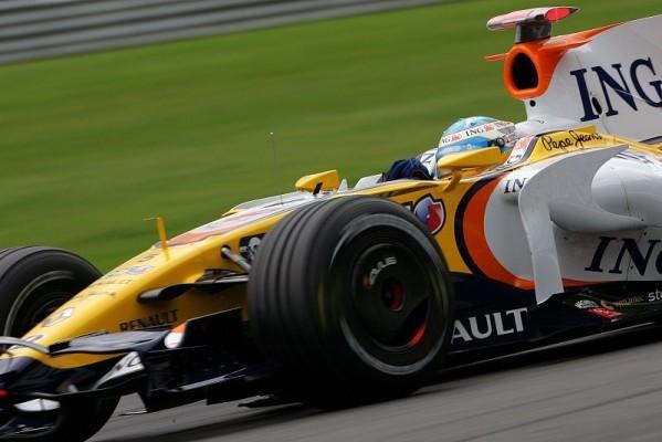 Alonso knapp am Podium vorbei: Gemischte Gefühle bei Renault