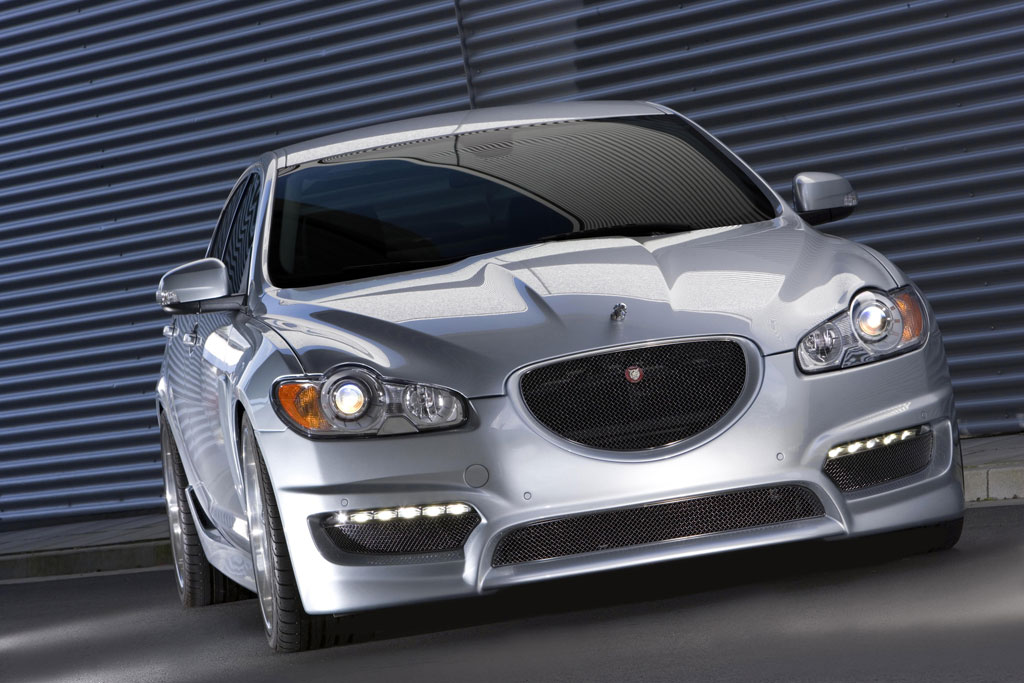 Arden Jaguar AJ 21