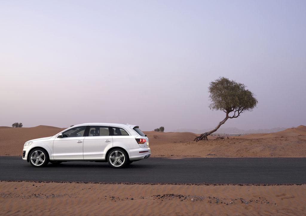 Audi Q7 erster Pkw mit V12-TDI