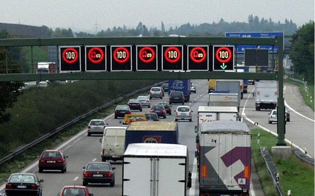 Autobahn A 6 zwischen Nürnberg und Prag ist fertig