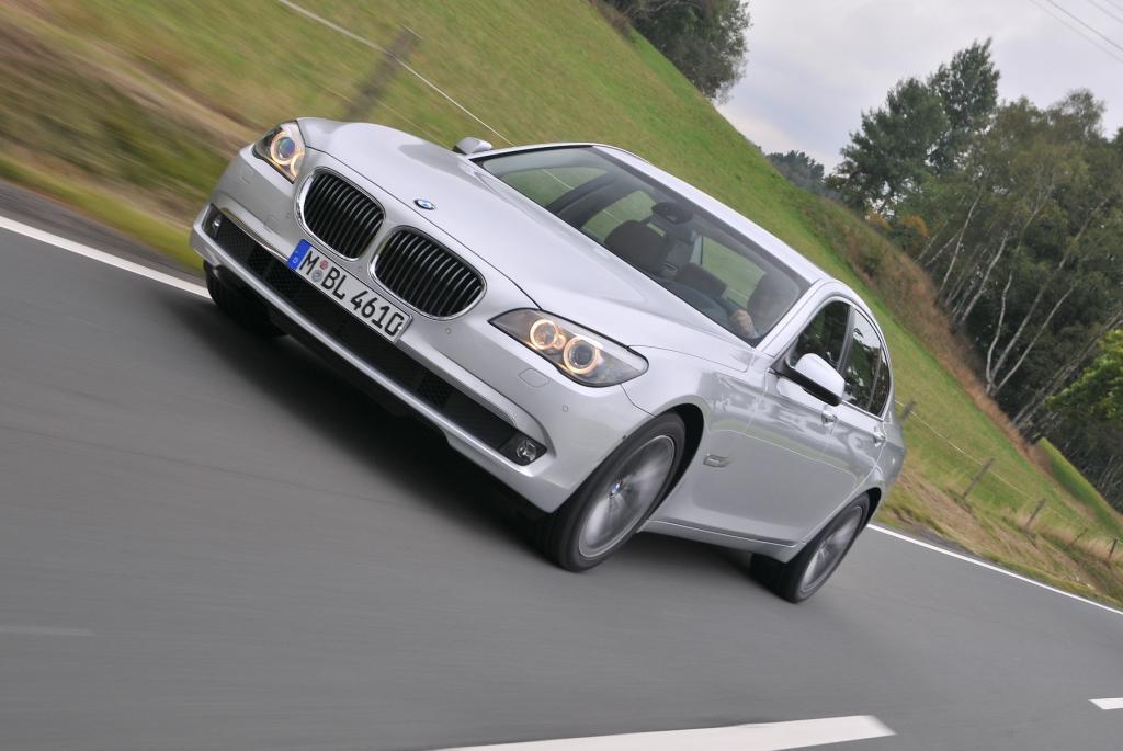 BMW: Fertigungskosten beim neuen 7-er um 30 Prozent niedriger