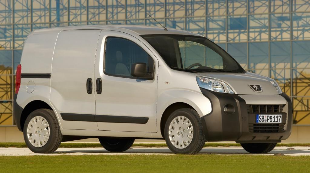 """Bipper, Fiorino und Nemo sind """"International Van of the Year 2009"""""""