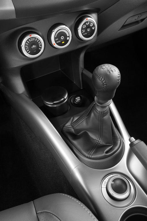Citroën C-Crosser jetzt auch als Benziner