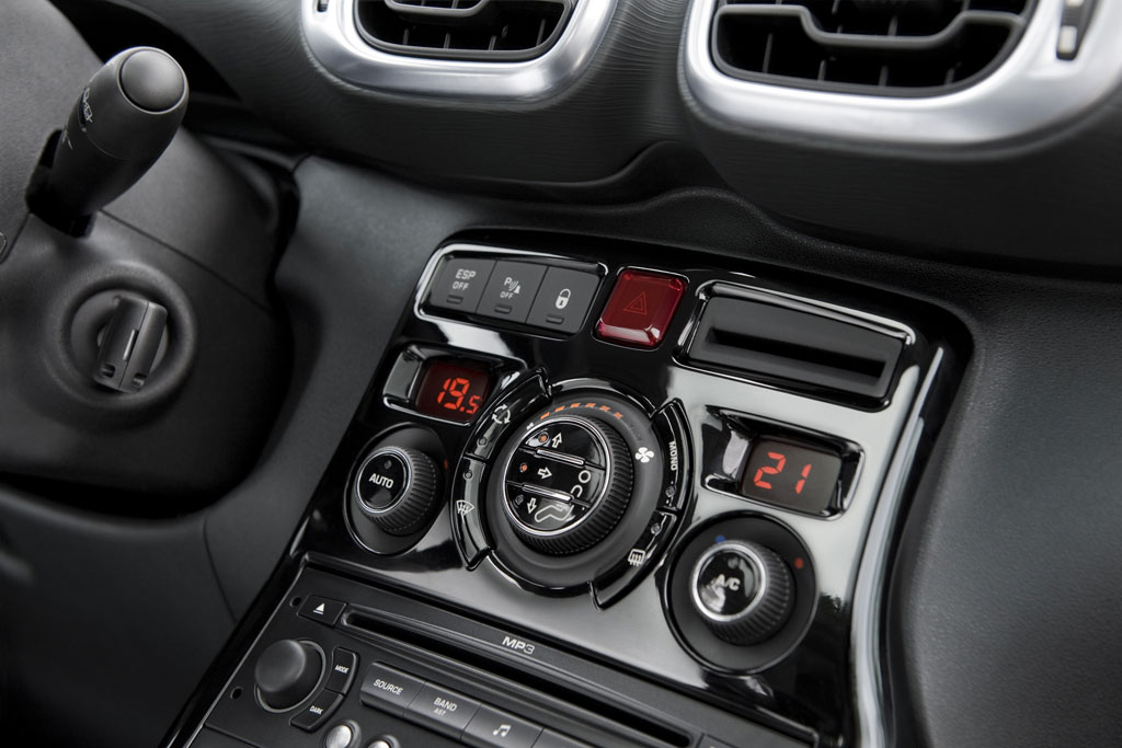 Citroën C3 Picasso mit vier Motoren und viel Platz