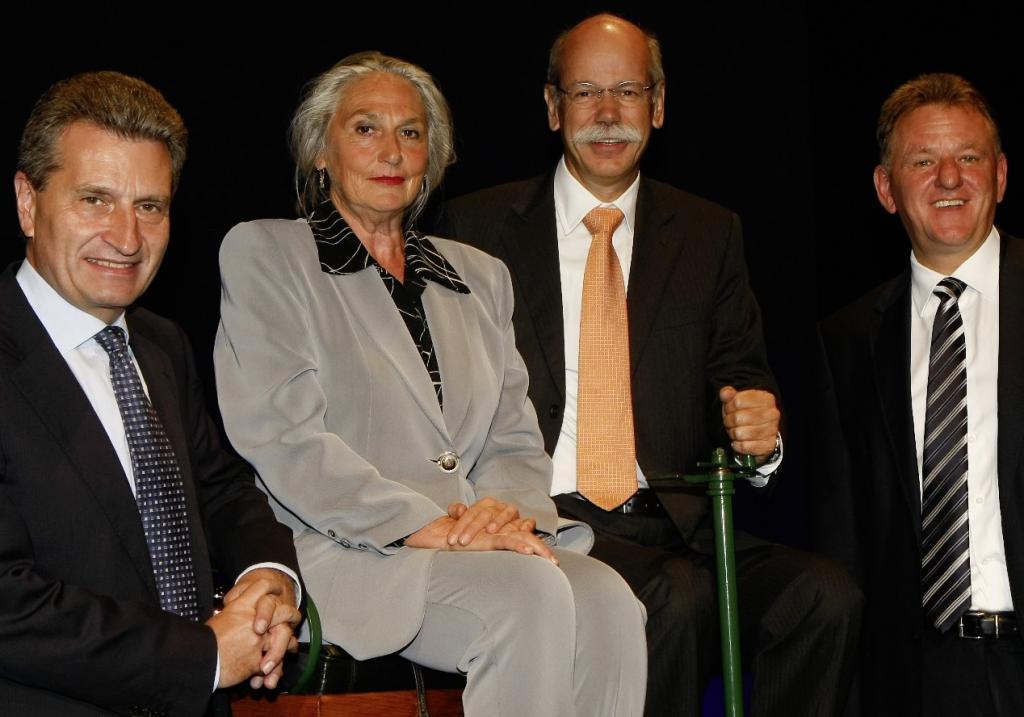 Daimler feiert 100 Jahre Werk Mannheim