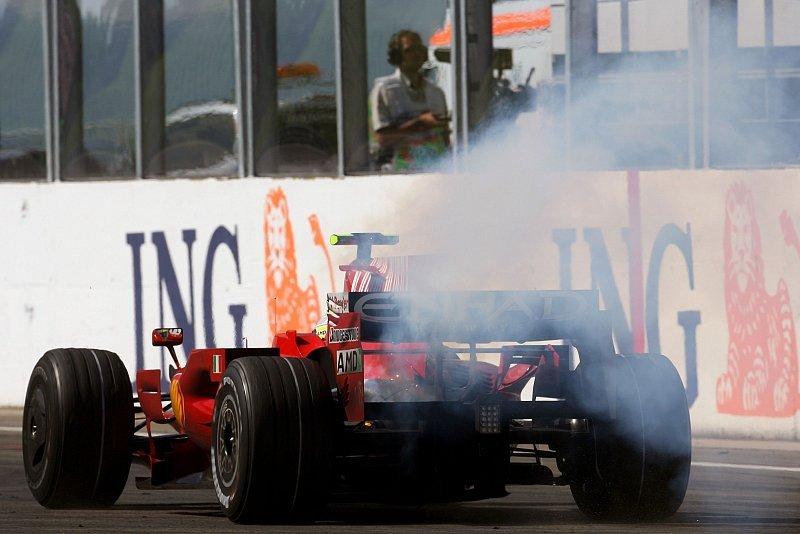 Dennis und der Motor-Joker: Der könnte Ferrari abgehen