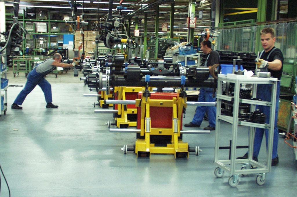 Deutsche Hersteller behaupten sich auf dem US-Markt