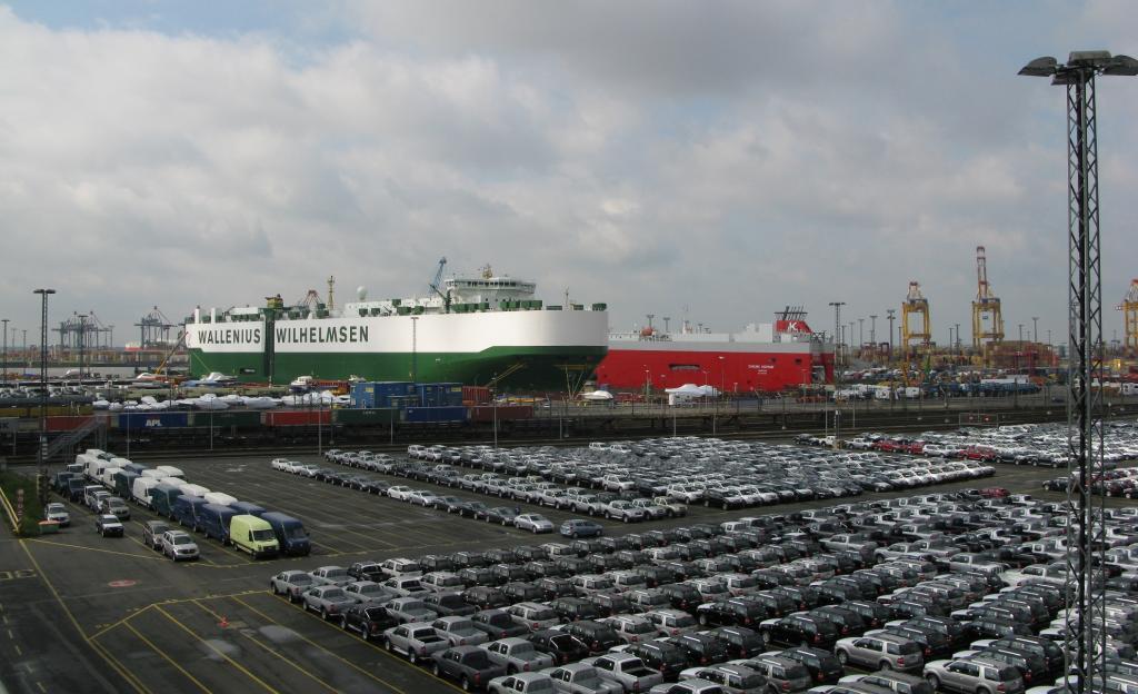 Die BLG – Logistische Meisterleistungen mit Automobilen
