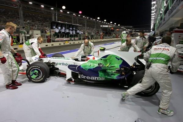 Dramatisches Rennen für Honda: Glücklose Strategie
