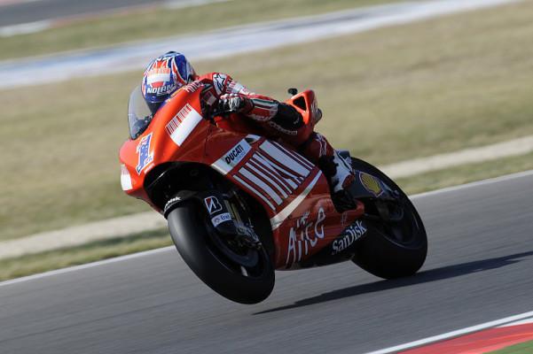 Ducati bekämpfte die Probleme: Bestzeit trotz Sackgasse