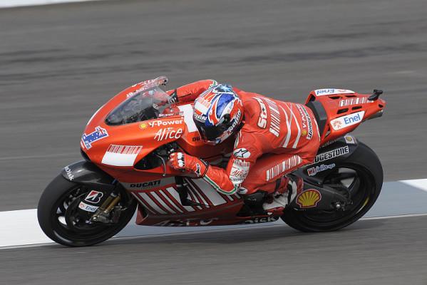 Ducati sucht den neuen Capirossi: Der vierte Streich?