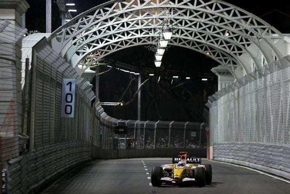 Enttäuschung bei Renault: Alonso blieb mit technischen Defekt liegen