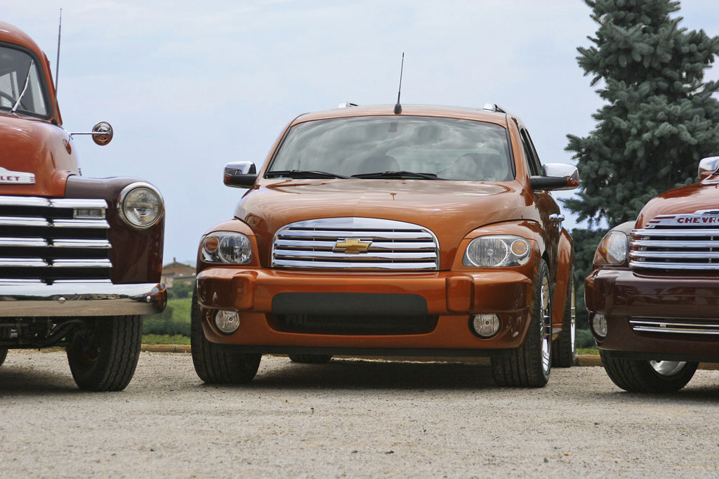 Fahrbericht Chevrolet HHR: Günstiges Retro-Mobil für Nachsichtige