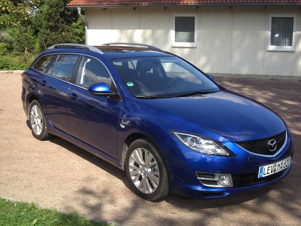 Fahrbericht: Mazda6 Sportkombi – gediegener Familientransport