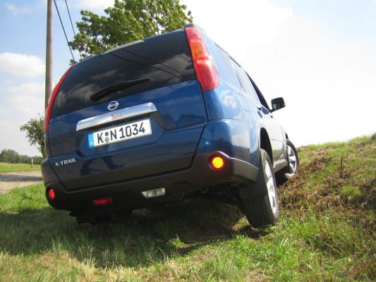 Fahrbericht Nissan X-Trail: Der Charme der Kante