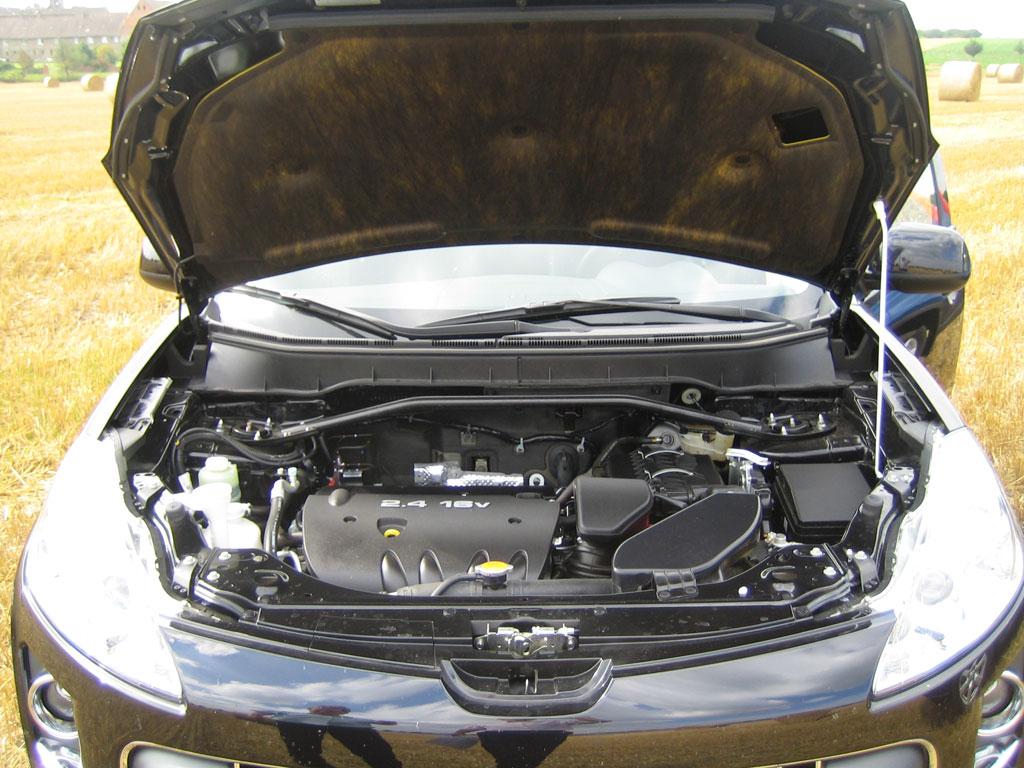Fahrbericht Peugeot 4007: Der Ritt auf dem Löwen