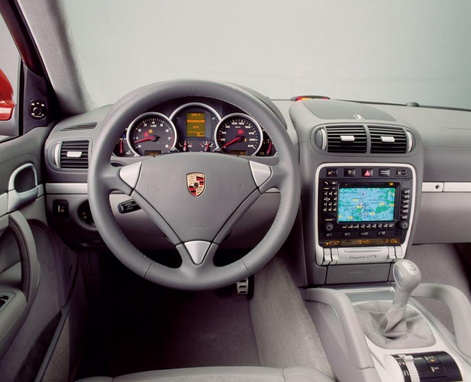 Fahrbericht Porsche Cayenne GTS: Tiefflieger im Offroad-Kleid