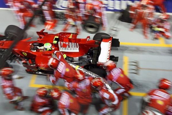 Ferraris schwarzer Tag: Menschliche Fehler