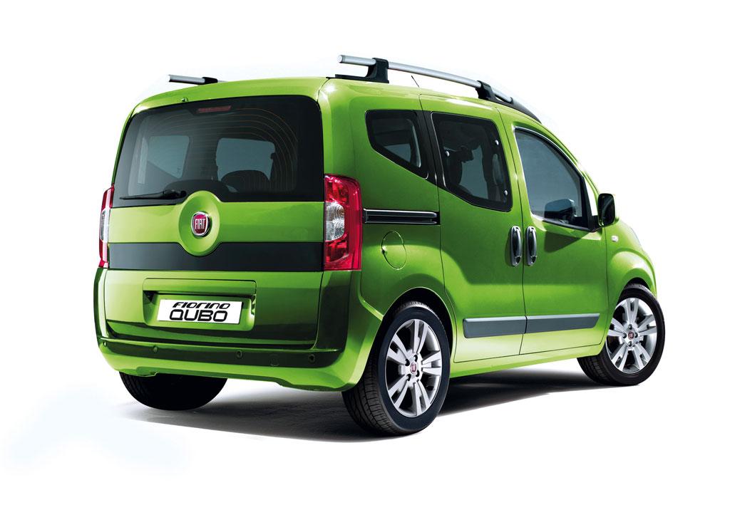 Fiat Fiorino Qubo ab 12 990 Euro erhältlich