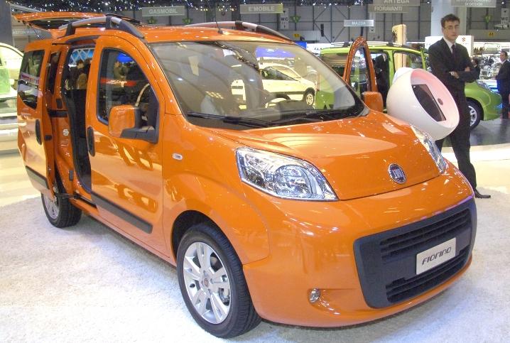 Fiat Fiorino Qubo kommt am 20. September in den Handel