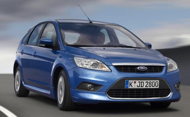Ford erhält ''Öko-Globe'' für Focus 1.6 TDCi Econetic
