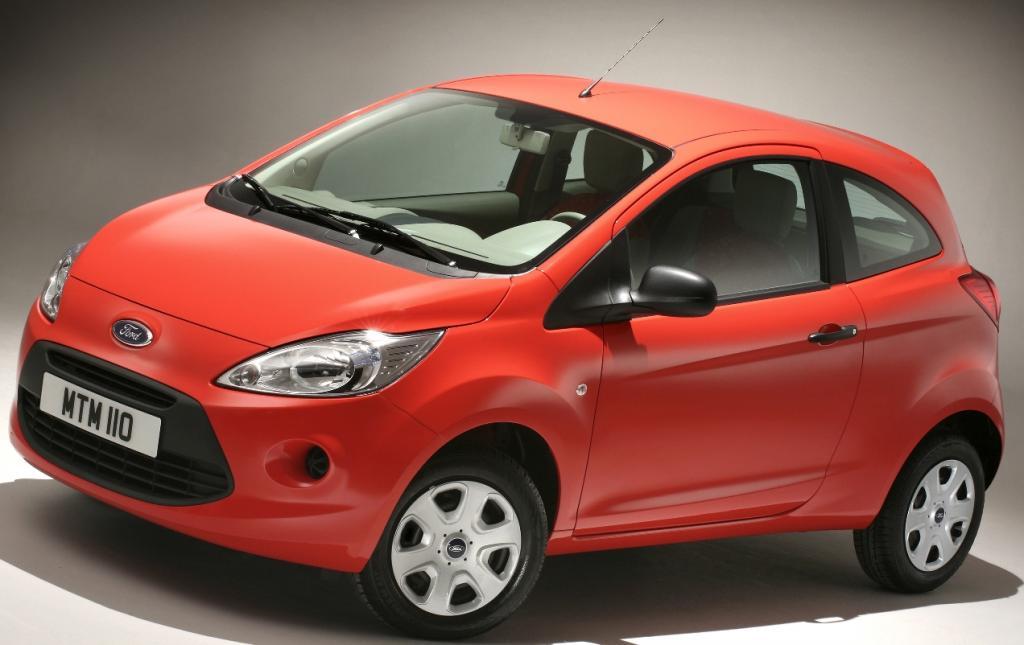 Ford nennt den Ka-Preis