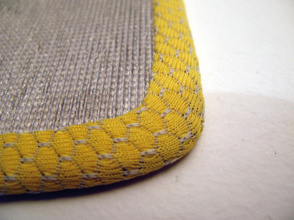 Fußmatte | Das Auto der Zukunft: Naturnahe Farben und haptische Erlebnisse Quelle: Strähle + Hess | Sellner Group, 2008