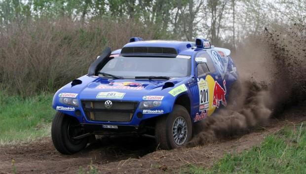 Generalprobe für die Dakar: Volkswagen startet in Portugal