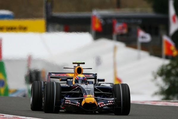 Glocks Strafe befördert Webber in Top8: Glücklicher Punktgewinn