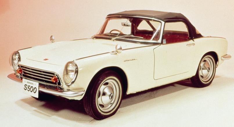 Honda ist 60 Jahre alt geworden
