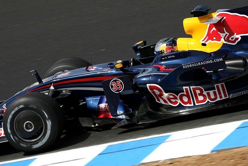 Jerez, Tag 2: Klien vor Vettel