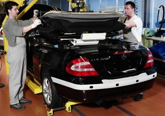 Karmann will Fahrzeugbau schließen